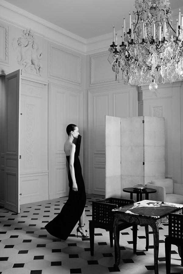 Saint Laurent Revives Couture