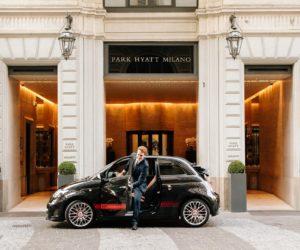 Abarth Park Hyatt Hotel