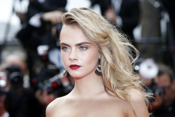 Cara Delevingne Cannes Film Festival 2014