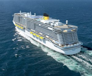 Costa Cruises new LNG ships