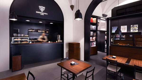 Gucci Museo Caffe Restaurant
