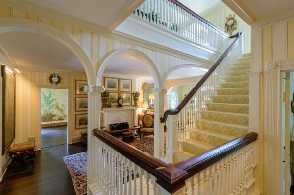 Hamptons Home interior