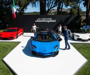 Lamborghini Superveloce Roadster