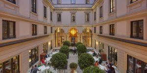 Mandarin Oriental Opens in Milan