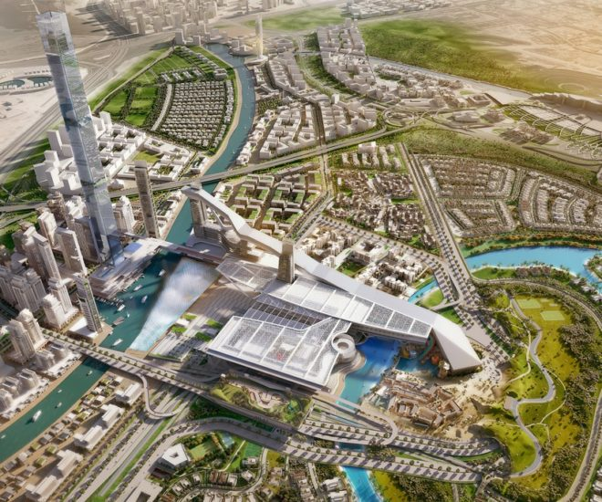 Meydan One project