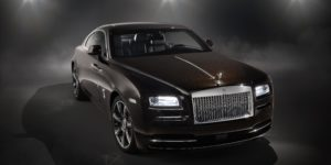 """Rolls-Royce Unveils Wraith """"Inspired by Music"""""""