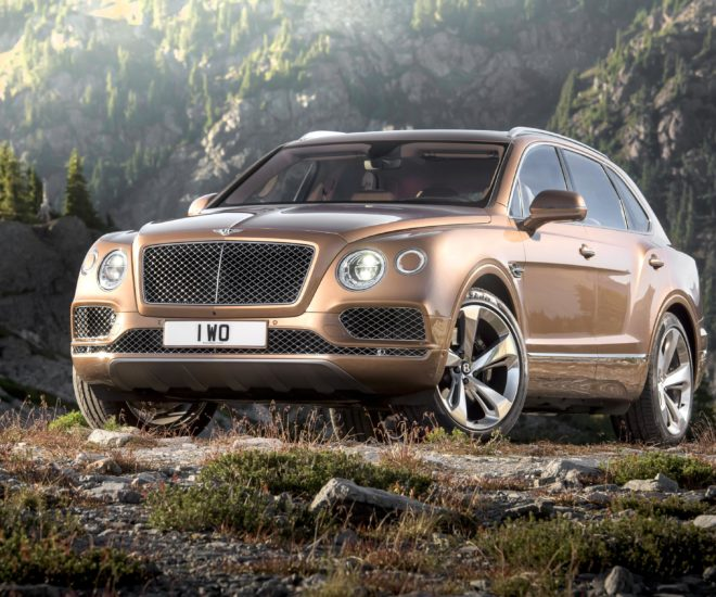Bentley Bentayga: Bentley Bentayga Is The World's Fastest SUV
