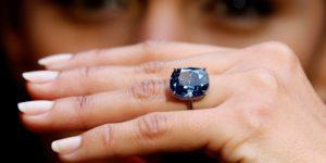 $55 million Blue Moon diamond headed to auction