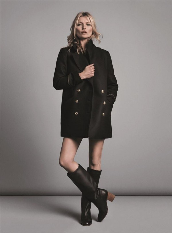 Cara Delevingne, Kate Moss Front Mango's Fall Campaign