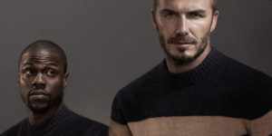David Beckham and Kevin Hart's H&M comedy revealed