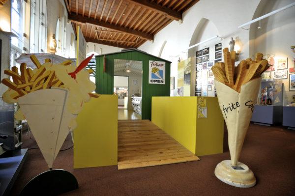 Le Frietmuseum Bruges