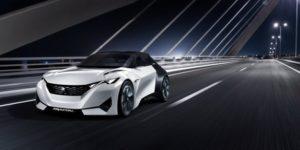 Peugeot teases Fractal concept for Frankfurt [VIDEO]