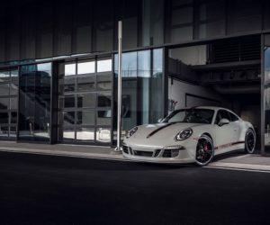 Porsche 911 Carrera Rennsport Reunion