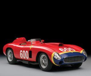1956 Mille Miglia Ferrari 290 MM