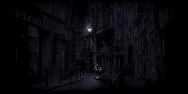 CHOO_puddlesinthecity_ParisI_2013_DigitalprintunderDiasec75cmx150cm