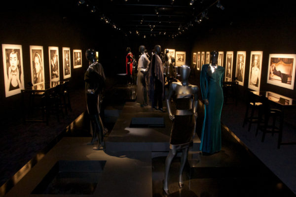Chanel's Mademoiselle Privé exhibit at the Saatchi Gallery in London