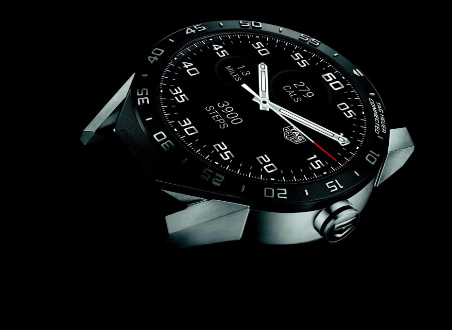 TAG Heuer Watches get Connected