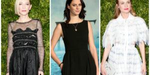 Stars in Chanel: Cate Blanchett, Kaya Scodelario and Diane Kruger