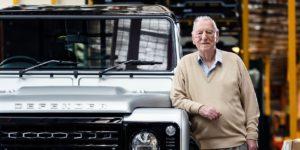 Land Rover Send-Off Auction Draws Near