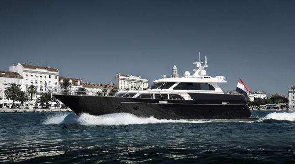 Continental I 20.00 Wheelhouse Croatia