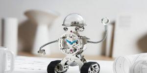 Mechanical Smile: MB&F and L'Epée Sherman