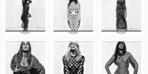 Campbell, Crawford and Schiffer Shine for Balmain