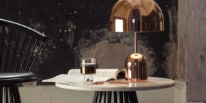Designer Tom Dixon Gets Oily at Maison & Objet