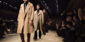 In Pictures: Burberry AW16 Menswear