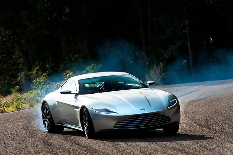 Unique Aston Martin Db10 Sold For 3 4m