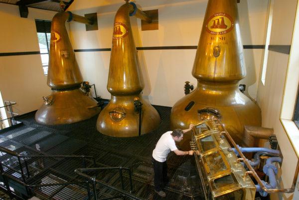 Auchentoshan Distillery Photo by Peter Devlin