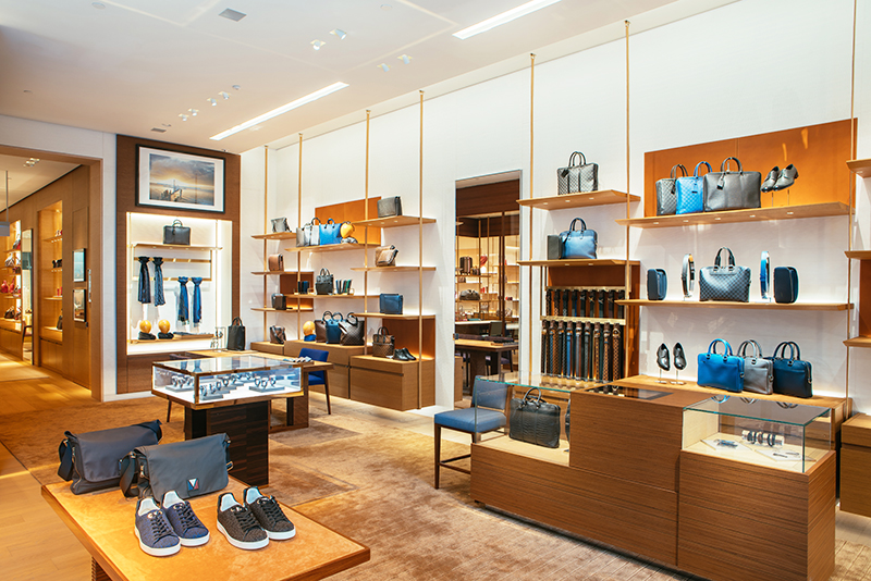 cb5fe3862c Louis Vuitton Debuts New Look at Ion SG