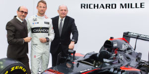 Partners in Time: Richard Mille and McLaren