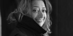 Zaha Hadid Awarded Royal Gold Medal