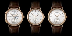 Focus: A. Lange & Söhne Saxonia collection