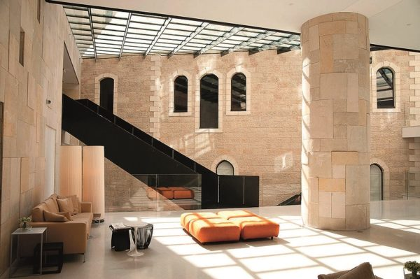Traditional Architecture - The Mamilla Hotel, Jerusalem