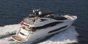 Review: Sunseeker 86 Yacht