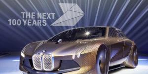 BMW Marks Centennial Milestone