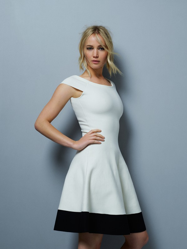 Jennifer Lawrence as featured in L'Officiel Singapore for Dior.