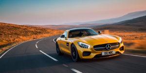 Slick Hammer: Mercedes AMG GT S