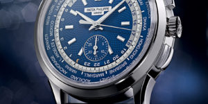 All the Time in the World: Patek Philippe 5930