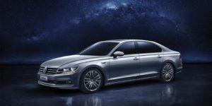 China-Only Volkswagen Phideon Debuts in Geneva