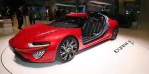 4 Concept Cars Going Green and Pushing Power