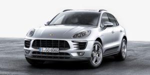 Porsche Macan Drops at New York Auto Show