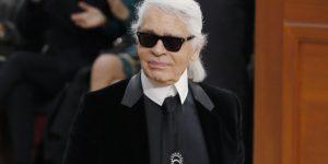 Karl Lagerfeld Visions of Fashion at Pitti Uomo