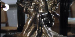 L'Eternal Printemps by Rodin Set for Auction