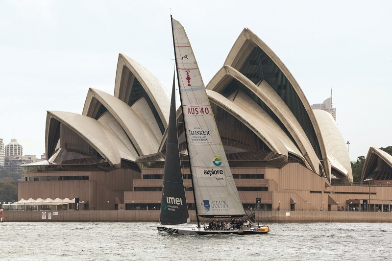 Lovingly dubbed a sporting nation, sailing has always been an icon of Australia's summer sport calendar, particularly in the harbour city of Sydney