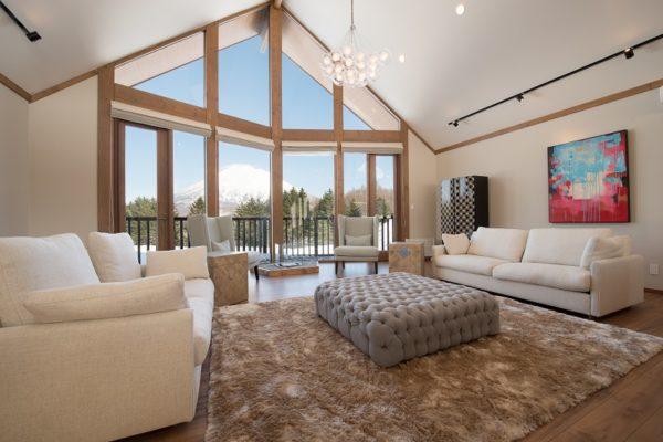 'Goyomatsu' is a custom designed four-bedroom home