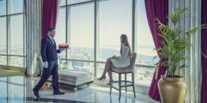 St. Regis Abu Dhabi Opens Brunch in Top Suite