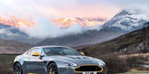 Aston Martin Vantage V12 S Goes Manual