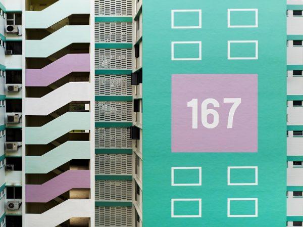 Block 167, Singapore, 2013